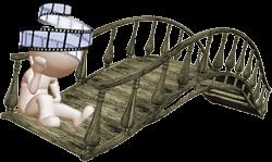 переход по мосту
