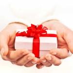 хочу подарок