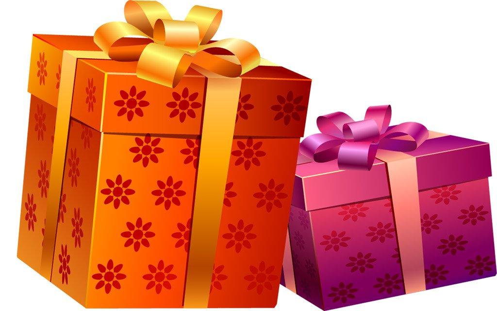 Подарки в честь 8-летия МИАМ